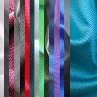 Herringbone Polyester fabric by the yard