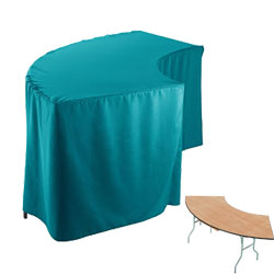 Serpentine Polyester Tablecloth (4830 model)