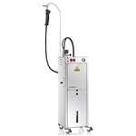 Reliable 9000CD Stainless Steel Dental Pressure Steam Cleaner with Automatic or Portable Water Feed