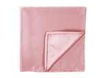 Econoline Polyester Napkin Set in Rose Quartz - 17x17""
