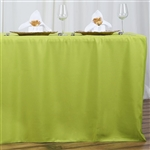 Econoline 6 foot Fitted Tablecloths - Sage