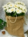 "Jute Burlap 10""x12"" Natural Bag - 10 Pack"