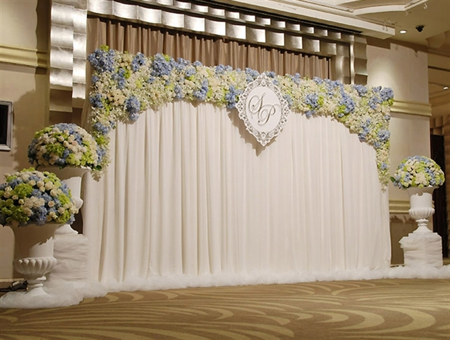 10ft X Pipe And Drape Kit Wedding Backdrop Stand