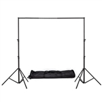 Heavy Duty Pipe and Drape Kit Wedding Photography Backdrop Stand 7ft X 10ft