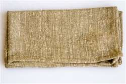 "Burlap Cocktail Napkin 11""x11"" – Natural (12 per pack)"
