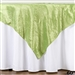 "60"" Overlay (Crinkle) - Apple Green"