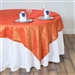 "60"" Overlay (Crinkle) - Orange"