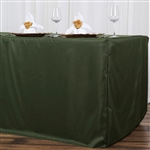Econoline 8 foot Fitted Tablecloths - Willow