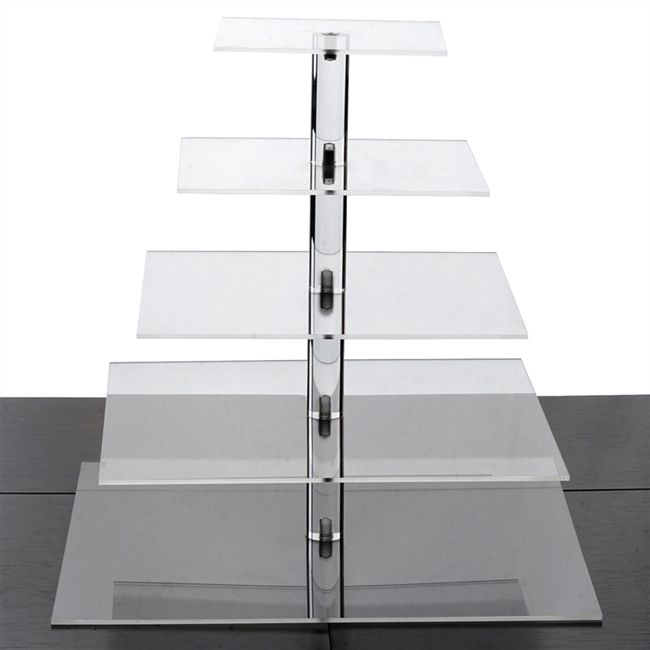 Purchase Professional 5 Tier Cupcake Stand Online