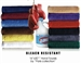 16x30 Bleach Resistant Hand Towels By Paris Collection