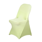 Chair Covers for Folding Chair / Spandex - Tea Green