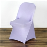 Chair Covers For Folding Chair / Spandex - Lavender Linens for Events | RazaTrade