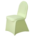 Chair Covers / Spandex - Tea Green