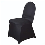 Spandex Chair Cover (Black) Chair Covers At A Low Bulk Price | RazaTrade
