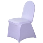Spandex Chair Cover - Lavender Chair Covers At A Low Bulk Price | RazaTrade