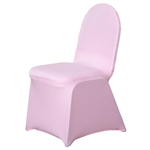 Spandex Chair Cover - Pink Chair Covers At A Low Bulk Price | RazaTrade
