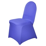 Spandex Chair Cover - Purple Chair Covers At A Low Bulk Price | RazaTrade