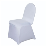 Spandex Chair Cover - White Chair Covers At A Low Bulk Price | RazaTrade