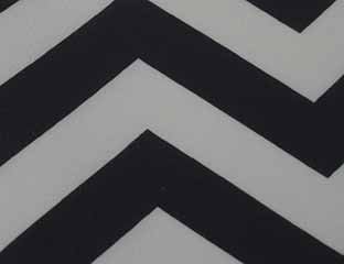 "Chevron Chair Sash 7""x108"""