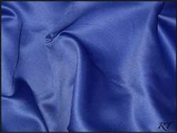 "108""X132"" Oval Matte Satin/Lamour Table Cloths - Regal Blue"