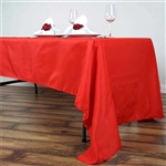 Econoline Red Tablecloth 60x126""