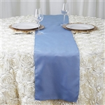 Table Runner (Polyester) - Periwinkle