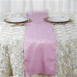 Table Runner (Polyester) - Pink