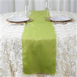 Table Runner (Polyester) - Sage Green