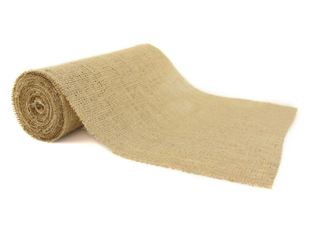 Jute Burlap fabric by the yard 60""