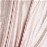 "65"" x 5 Yards Velvet Fabric Bolt Roll - Rose Gold"