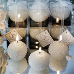 This is Our Moment Special Candle Ball 25 Pack - White