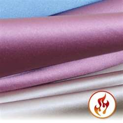 Mystique Satin ~ Fabric by the yard swatch card - 157 colors