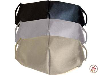 Flame Retardant Reusable Masks 50-Pack