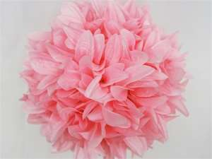 4 x ALWAYS CLOUD 9 Kissing Balls - Pink Dahlias