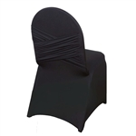 Madrid Banquet Chair Cover - Black