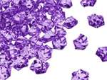 Acrylic Ice-Lt. Purple-300pcs