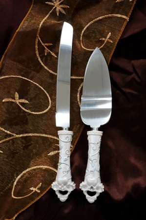 Shangri-La Cake & Server Set