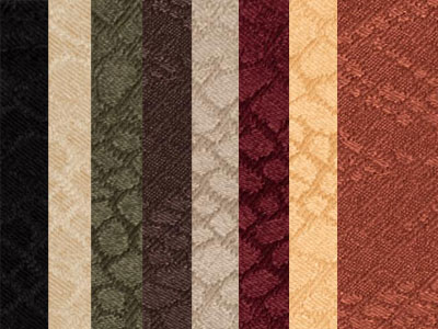 Premium Snake Skin Damask Fabric by the yard - (8 PER PACK)