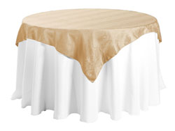 "72"" x 72"" Square Premium Snake Skin Damask Tablecloths"