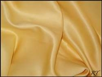"54"" Overlay Matte Satin / Lamour Table Cloths - Wheat"