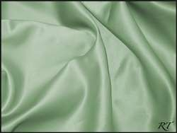 "60""X120"" Rectangular Matte Satin / Lamour Table Cloths - Sage"