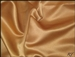 "90""X132"" Rectangular Matte Satin / Lamour Table Cloths - Antique Gold"