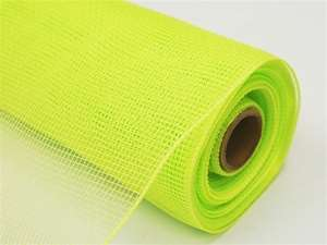 "21""x10 Mesh Roll - Apple Green"