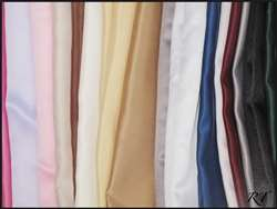 "Premium Matte Satin/Lamour Sample Lot - 36+ Colors - 20""x20"" Napkins"