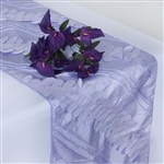 Paradise Forest Taffeta Table Runners – Lavender