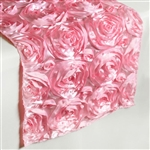Grandiose Rosette Table Runners – Pink