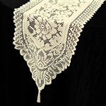 Lace Runner (Jolly Good) - Ivory