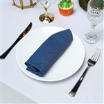 "17""x17"" Premium Faux Denim Napkins"
