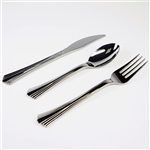 8 sets - Fork/Spoon/Knife - Chambury Plastics