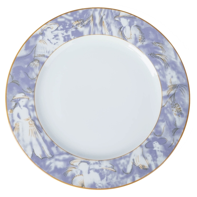 11.5  Violet Porcelain Dinner Plate Catering Set Dinnerware for Restaurant Home - Set ...  sc 1 st  RazaTrade & Buy 11.5